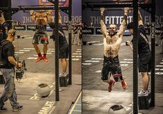 CROSSFIT GAMES EUROPEAN REGIONALS