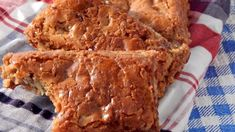 A southern style bar cookie loaded with brown sugar and pecans. Relax in the afternoon and chew on some of these. Chew Bread Recipe, Bread Recipes, Cookie Recipes, Dessert Recipes, Desserts, Breakfast Recipes, Sweet Bar, Recipe Filing, Cookie Bars