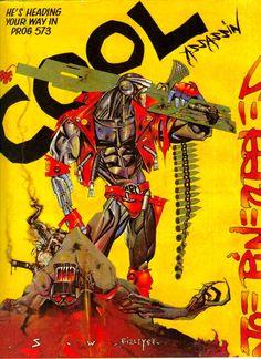 The ABC Warriors / The Black Hole / Cool Assassin / 1988 (Simon Bisley)