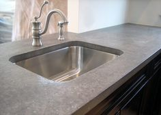 Image result for cement counter
