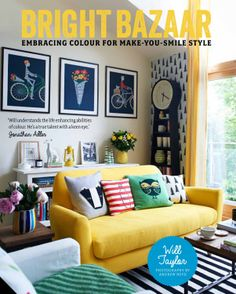 Bright Bazaar: Embracing Colour For Make-You-Smile Style http://www.amazon.co.uk/Bright-Bazaar-Embracing-Colour-Make-You-Smile/dp/1909342203/