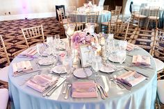 Small Centerpieces - Love flowers