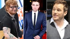 Famous men are now stepping out to discuss the pressure to look good.