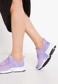 Nike Sportswear - AIR PRESTO - Trainers - urban lilac/white/black