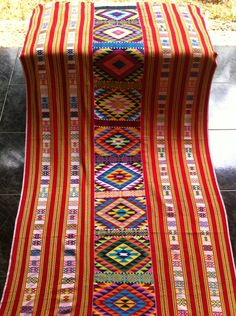 Blanket Buna Naisa handmade tenun from Molo Nusa Tenggara Timur Indonesia
