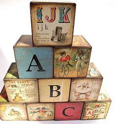baby alphebet blocks