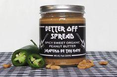 《Better Off Spread 抹醬》 您從沒嘗過的絕世好醬在此,還不來朝聖!