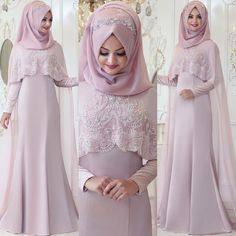 Affordable prices on new tops, dresses, outerwear and more. Abaya Fashion, Muslim Fashion, Modest Fashion, Fashion Dresses, Muslim Wedding Dresses, Wedding Dresses For Girls, Muslim Dress, Hijab Dress Party, Hijab Style Dress