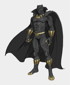 Leaked concept art of Sigma, Black Panther, Black Widow, Winter Soldier and Venom shows us how they may look in Marvel Vs. Black Panther King, Black Panther Marvel, Superhero Characters, Comic Book Characters, Comic Manga, Comic Art, Wakanda Marvel, Hulk, Superhero Design