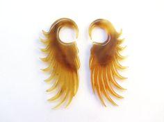 2 gauge 4 gauged earrings Piercing ear plugs ear by Fineoxjewelry, $12.80