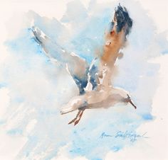 Blue Sage Art Gallery, Ann Salviazul