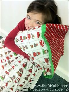 How To Make a Pillowcase – Join the 1-Million Pillowcase Challenge! « The DIY Dish