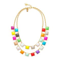 kate spade | necklaces for women - tutti fruitti collar necklace