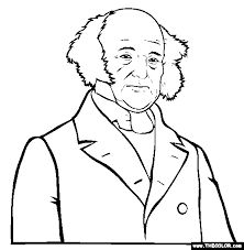 Unlike the seven men who preceded him in the White House, Martin Van Buren (1782-1862) was the first president to be born a citizen of the United States and not a British subject. He rose quickly in New York politics, winning a U.S. Senate seat in 1821 and presiding over a sophisticated state political organization.