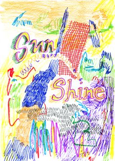 September 2013 drawing. By Minna Gilligan