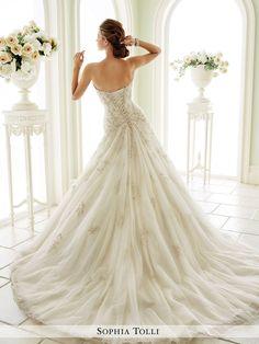 Sophia Tolli - Venezia - Y21670 - All Dressed Up, Bridal Gown