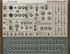 Daedalus is a polyphonic synthesizer with special attention paid to MIDI controls such as Pitch Bend, Modulation Wheel, Velocity and Aftertouch. It has been developed for the performing musician in mind. http://www.vstplanet.com/Instruments/VST_Synthesizers10.htm