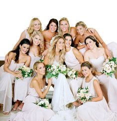 Lauren's Conrad Bridal Party