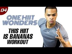 30 Min. This HIIT is BANANAS - Total Body Workout | One HIIT Wonders #04 - YouTube