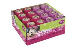 Amazon.com: Minnie Mouse Party Favors - 16 ct bubble makers: Toys & Games