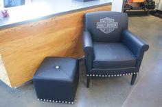 Harley Davidson Show Room