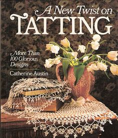 Celtic Tatting with a Twist Book BRAND NEW