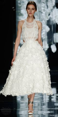 Top 100 Most Popular Wedding Dresses in 2015 Part 1 — Ball Gown & A-Line Bridal Gown Silhouettes | Wedding Inspirasi