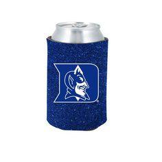 Duke Blue Devils Kolder Kaddy Can Holder - Glitter
