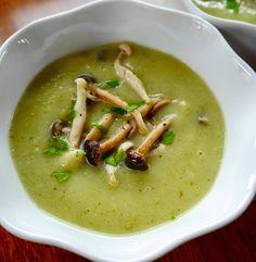 Creamy Vegan Broccol