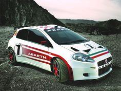 Fiat Punto Grande Abarth S2000