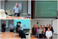 And again we had an awesome session at The NetworKing Academy's 2014 Autumn course. In this year's final session about How to activate your Network, trainer #PaulIske lectured a.o. about the 9 principles for enthusiasm!! #thenetworkingacademy