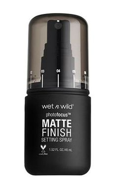 wet n wild Photo Focus Matte Finish Setting Spray Matte Appeal Wet N Wild, Pinterest Design, Make Up Looks, Best Skin Care Brands, Drugstore Makeup Dupes, Beauty Dupes, Nyx Dupes, Nars Cosmetics, Beauty Skin