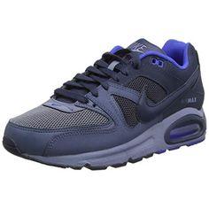 buy popular c1826 ed00f Nike air max command scarpe da ginnastica basse uomo grigio