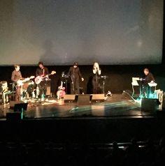 Saint Etienne - encore - Hobart Paving - Brighton Dome - 21 May 2015 Saint Etienne, Brighton, Saints, 21st, Concert, Concerts
