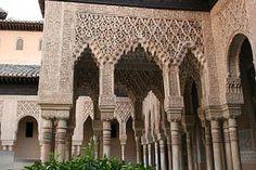 Granada, Alhambra, España