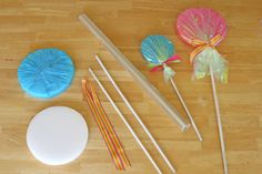 Since my daughter's candy party (back in March) I've had lots of questions about the giant lollipops I made as decorations for the front walkway.  The idea is not my own, I found many similar lollipops on several different sites as I was gathering ideas for my daughter's party.  This was one of the many crafts …