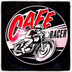 cafe racer cartoon - Google 検索