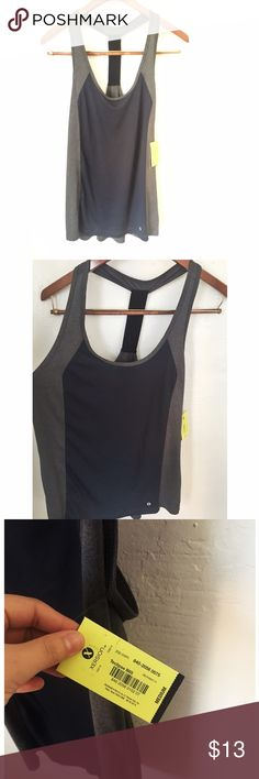 NWT Slouchy Workout Tank ♡♡♡I HAVE SO MUCH MORE VINTAGE/BOHO/HIPPIE CHIC ITEMS IN MY CLOSET! Please take a look!♡♡♡  Brand new with tags! Xersion Slouchy dry-fit Oversized athletic Tank Top.  Size: Medium  Note that ALL electronic devices produce different coloring! Please ask for additional pictures if you are unsure about the colors of a product.   #New #newwithtags #xershion #jcp #workout #workoutwear #workoutattire #athleticwear #athletictank #slouchy #slouchytank jcpenney Tops Tank Tops