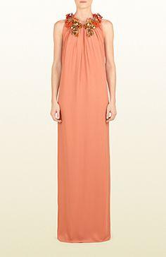 turuncu elbise, uzun elbise, turuncu abiye, kolsuz abiye, gece elbisesi, düz kesim elbise