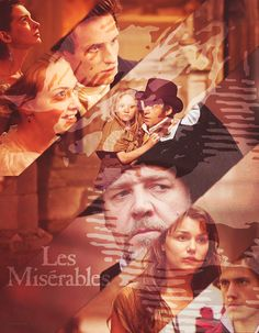 les miserables...horribly emotional goodness- I recommend it to anyone that needs to emotionally PURGE!