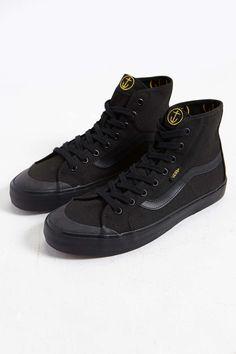 604ce7b0c528 Vans X Captain Fin Black Ball Hi SF Sneaker. Ob1canob13 kicks · Casual Kicks