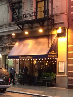 Osteria al Doge  Excellent dinner in theater district! 44th st betw 7th & 6th