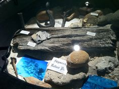Treasure and artifacts