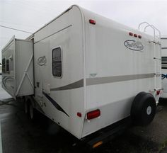 Used 2005 R-Vision Trailcruiser 30QBSS Travel Trailer For Sale - Camping World of Richmond