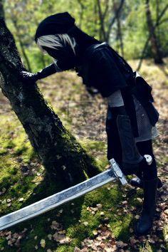 Dark Link Cosplay #4 by ~Echolox on deviantART