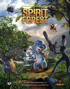 Espíritu del bosque 2008