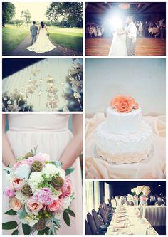 Pink and white wedding | Simple wedding inspiration | Jessicawonders.com | Bellagala Photography