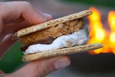 17 recipes for camping desserts. Try some of these on your next outdoor adventure