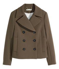 Pin for Later: Alle Herbst-Trends an einem Ort zu angemessenen Preisen  H&M Cabanjacke (60 €)