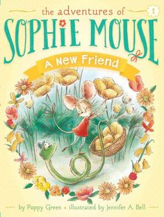 Eight-year-old Sophie Mouse's excited to return to school after the long winter break, but there's a new student--a snake--and Sophie and the other animals are afraid to sit near him, much less ask him to play with them, because they've heard that snakes are awful.